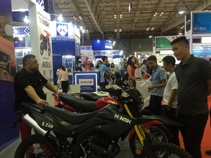 International trade fair begins in HCM City