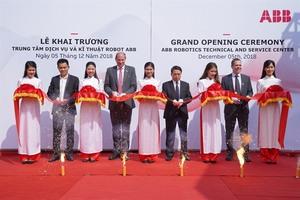 ABB opens first robotics service centre in Viet Nam