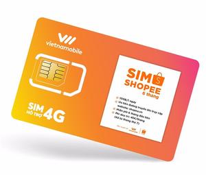 Vietnamobile, Shopee launch SIM card