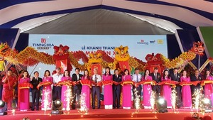 $30m coffee factory opens in Dong Nai