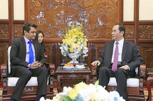 President calls on India firms to do business in Việt Nam
