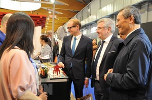 Viet Nam's culture, tourist sites introduced at Brussels Holiday Fair