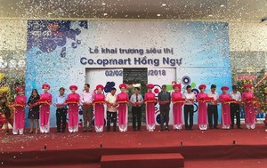 Saigon Co.op opens 3rd Co.opmart in Đồng Tháp