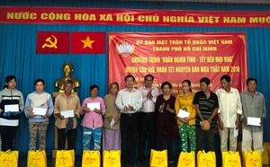 Cooking oil firm lends helping hand to underprivileged