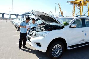 Auto imports plummet over Government's Decree 116