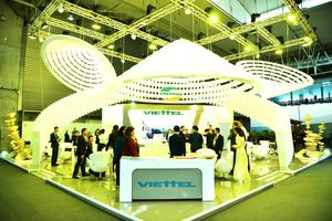 8 Viettel products at world mobile expo