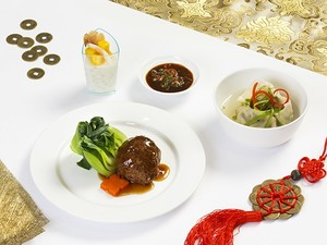 Emirates introduces limited-period special New Year menu