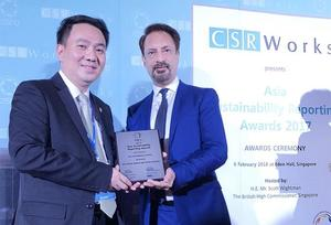 PNJ wins Asia's Best Report on Sustainable Development Goals award