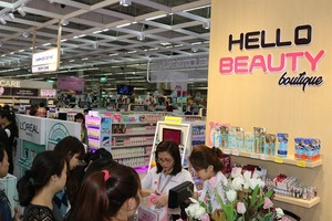 Central Group launches first Hello Beauty store in VN
