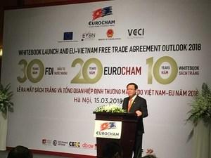 EuroCham White Book calls for market reforms
