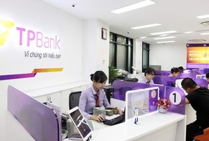 TP Bank's profit doubles year-on-year