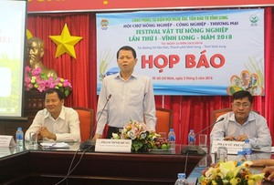 Vinh Long to host 1st agricultural inputs fair