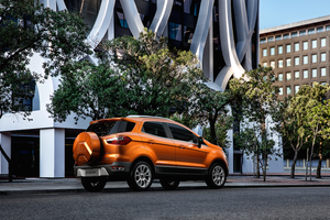 Ford announces 2018 EcoSport prices, start at VND545 million
