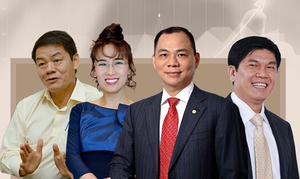 Vietnamese billionaires inspire local firms