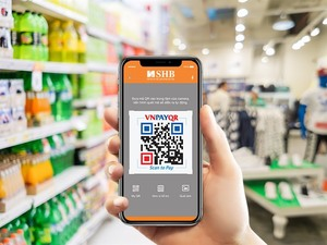 SHB launches mobile app to make payments