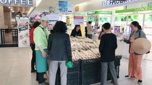 Supermarkets to buy oversupply of farm produce