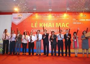 VietAd 2018 opens in Ha Noi