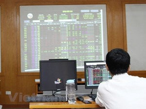 VN stocks dive on trade war fears