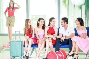 Vietjet offers 1.5mn discounted tickets for Women's Day