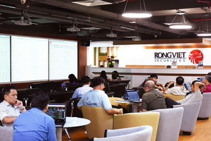 Rong Viet Securities profit doubles