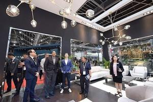 Vietnamese firms join international furniture fair in Singapore