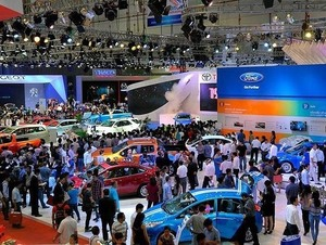 Sale of automobiles go up in March