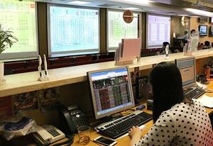 Stocks endure another strong selloff