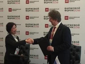 HNX, MOEX to cooperate in capital market development