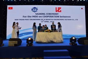 Nam Thuan Phat Group links up with global partners