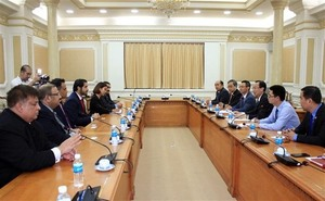 Bahrain to open trade promotion office in VN