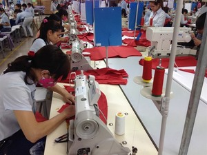 Garment exports to US surge in Q1