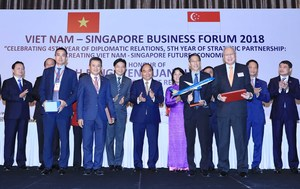 Vietnam Airlines, ST Aerospace sign MoU