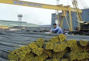 Hoa Phat's steel exports to Australia surges