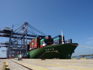 Cai Mep – Thi Vai port complex expected to become the economic centre of the south
