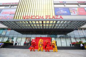 Vincom opens three new malls in Thanh Hoa, Lam Dong and Long An