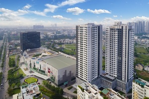 Oakwood to launch 2nd serviced apartment in HCM City