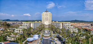 Experience the Intercontinental Phu Quoc Long Beach Resort