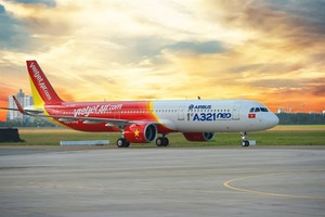 Vietjet sells tickets on two new routes