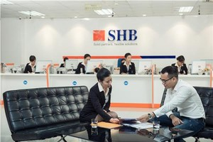 SHB profit up 64 per cent in Q1