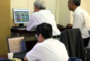 VN-Index suffers as large-caps fall