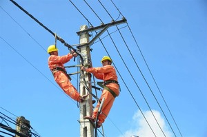 EVN sells over 58bn kWh of electricity