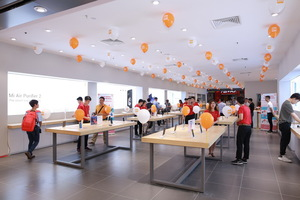 First Mi Store opens in Ha Noi