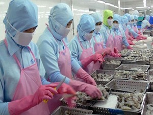 S Korea to inspect VN shrimp firms
