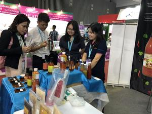 Food ingredients expo opens in City
