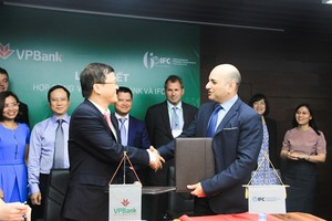 VPBank awarded for its contribution to GTFP