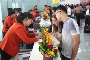 Jetstar Pacific increases summer flights to Chinese city
