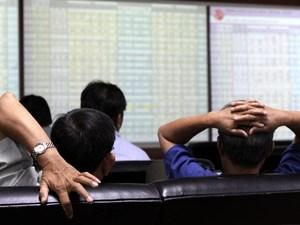 Shares slump on selling pressure