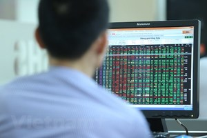 Shares stall on investors' caution