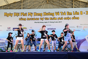 Phu My Hung to celebrate Children's Day with usual verve
