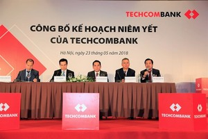 Techcombank to list over 1.1b shares